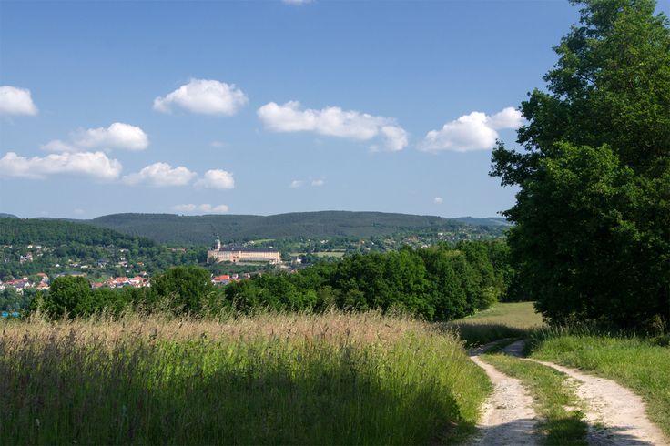Sommeridylle - Rudolstadt (Thüringen)