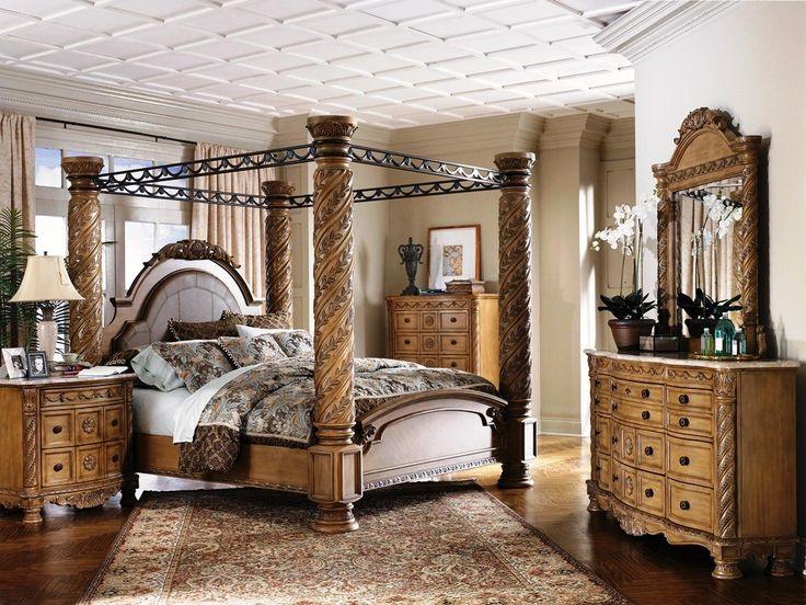 Bedroom Furniture King Size best 25+ ashley furniture bedroom sets ideas on pinterest