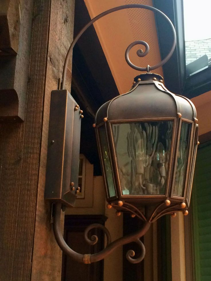 1000 Images About More Outdoor Sconces Installed By