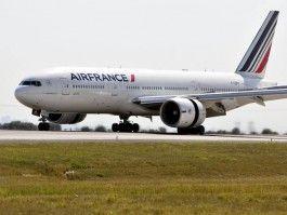 Ahora vas y lo caskas: París - Cayenne Air France de nuevo en el vuelo di...
