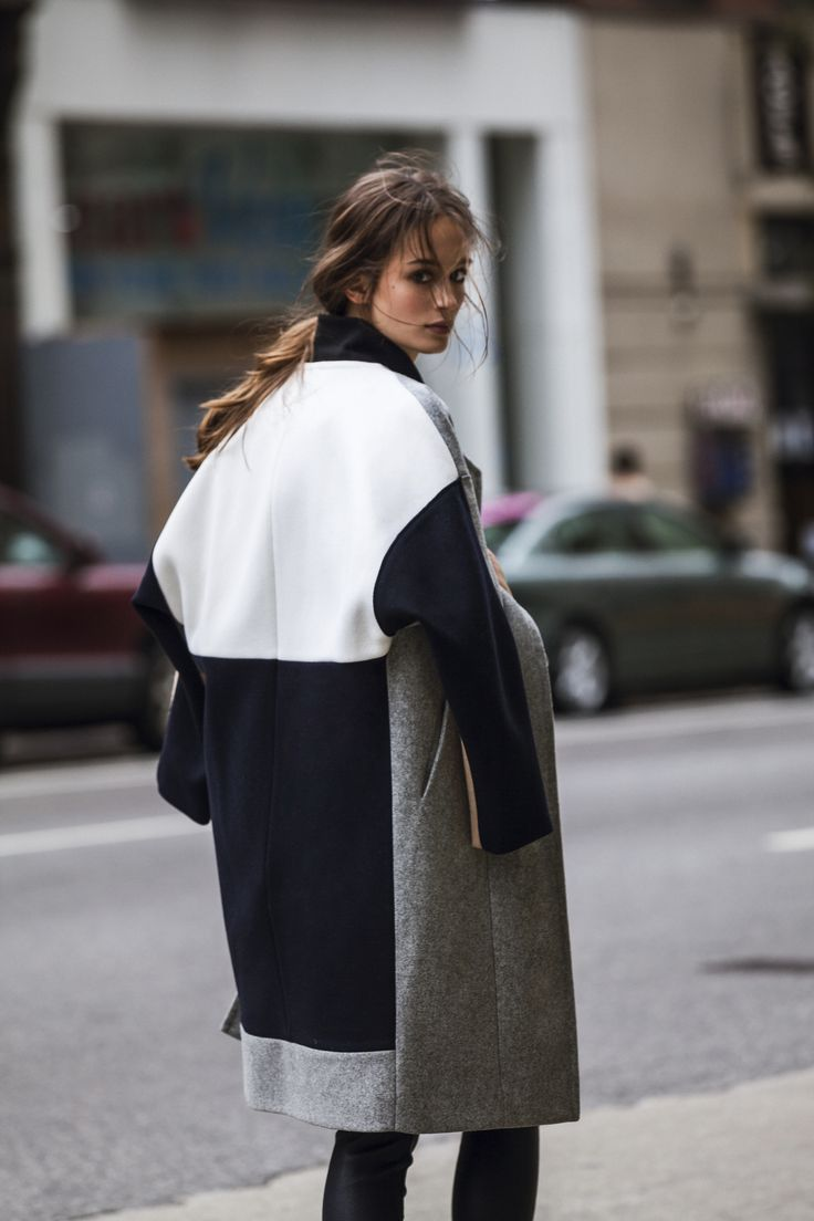 Maje GILEDA coat