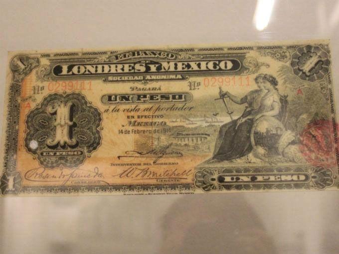 La evolución de los billetes en México