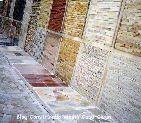 Paredes com Pedras!!! Canjiquinha, Palito, Filete ou Mosaico!