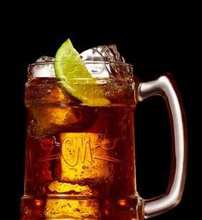 Captain Morgan® Original Spiced Rum & Coke