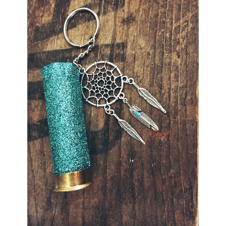 how to make a shotgun shell keychain