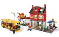 View LEGO instructions for City Corner set number 7641 to help you build these LEGO sets