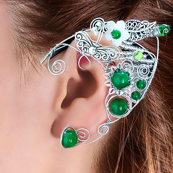 Exclusive! Elven Ear Cuff