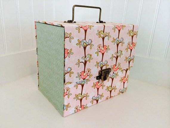 Girls Gift Suitcase with Fabric Doll Girls by ArtTherapyStudio