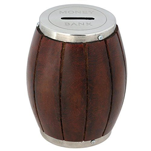 Wooden Barrel Coin Handmade Money Box for Kids Brass Decor - 11.4 x 11.4 x 14 CM RoyaltyLane http://www.amazon.co.uk/dp/B017XARX0Y/ref=cm_sw_r_pi_dp_VEb2wb1CR7ZCN