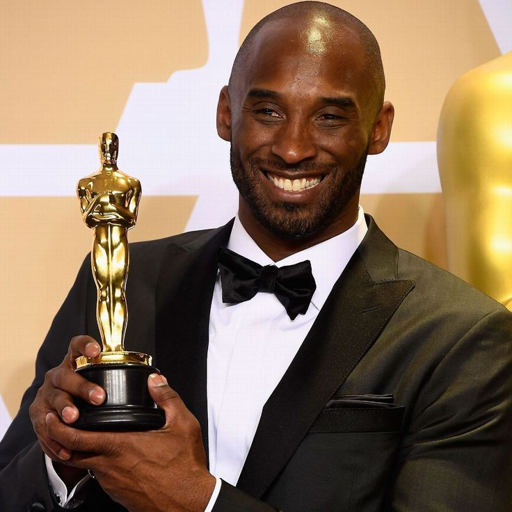 Kobe Bryants Dear Basketball wins Oscar for Best Animated Short