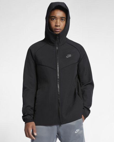 uk availability e23f2 e55ca Nike Sportswear Tech Pack Men s Woven Jacket