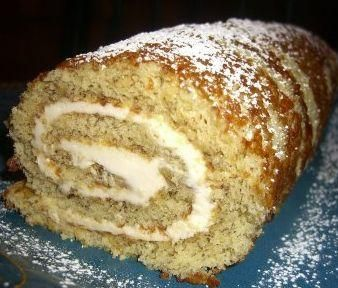 Photos Of Yummy Banana Cake Roll Recipe - Food.com - 326535