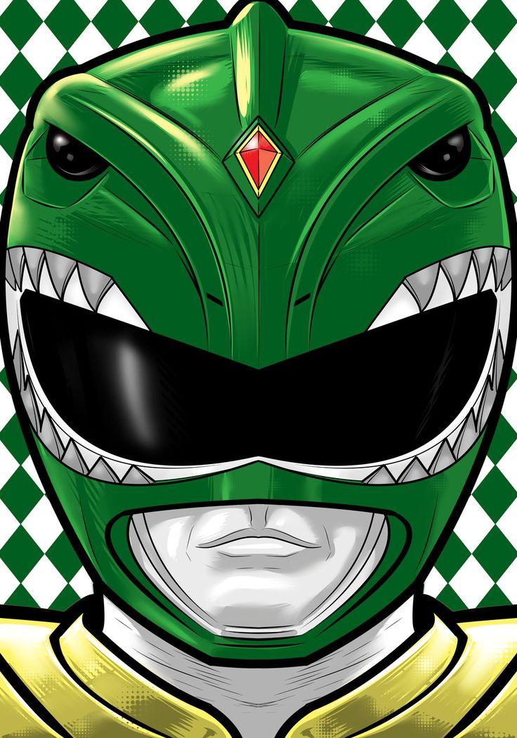 Green Ranger by Thuddleston.deviantart.com on @deviantART