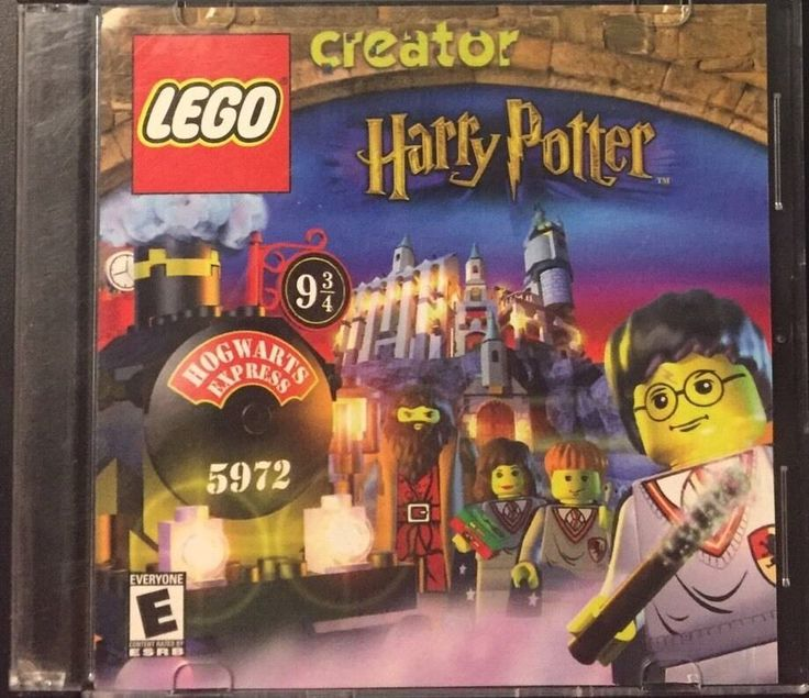 Lego Creator: Harry Potter PC Game Disc Only  | eBay