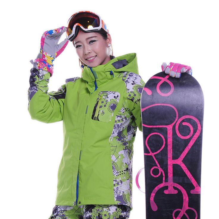 Lover Printing Ski Wear Super Warm 3 in 1 Women Snowboard Jackets Winter Waterproof  Men Snowboard Jacket  Ski Snow Jackets Men #Affiliate