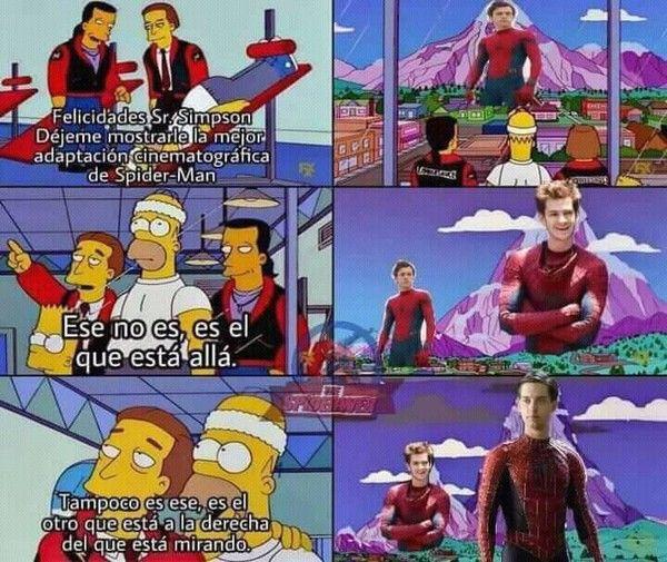 La mejor adaptación de Spiderman en el cine