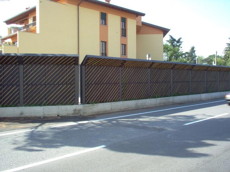 soundproof barrier