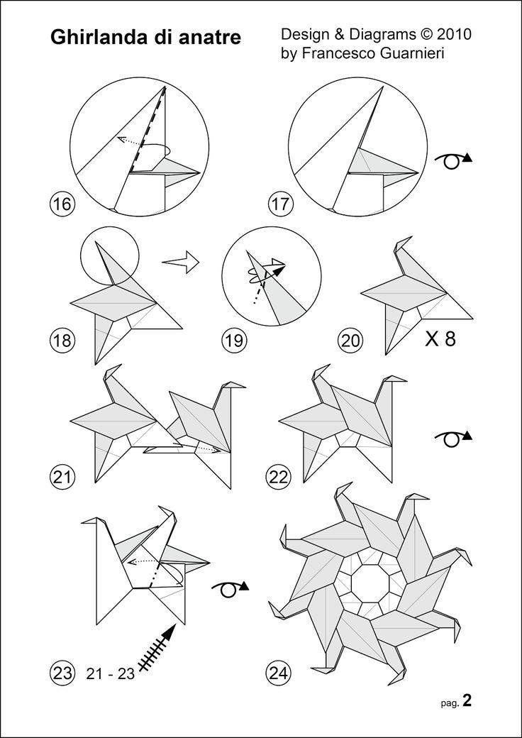 diagramms pag. 2: Ghirlanda di anatre - Garland of ducks © Francesco Guarnieri