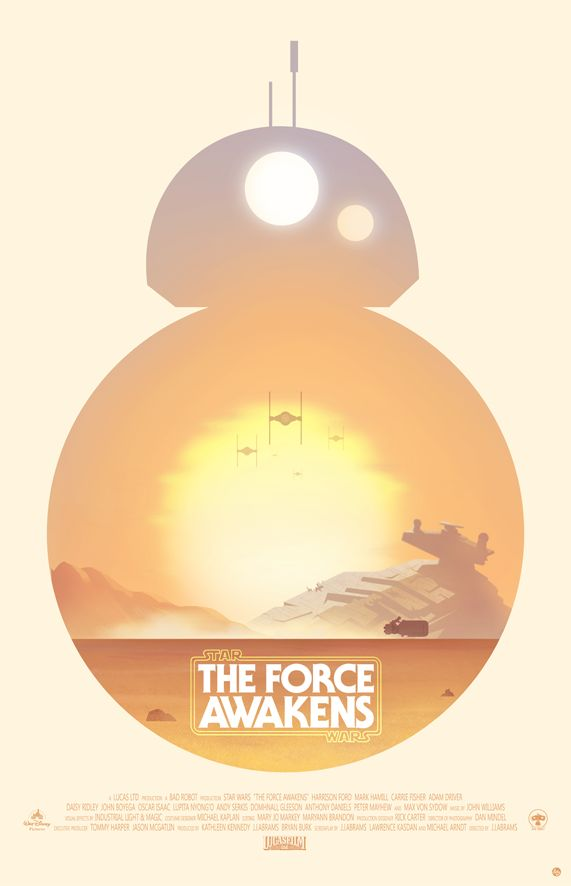 Star Wars: The Force Awakens - BB-8 & Kylo Ren by... | XombieDIRGE