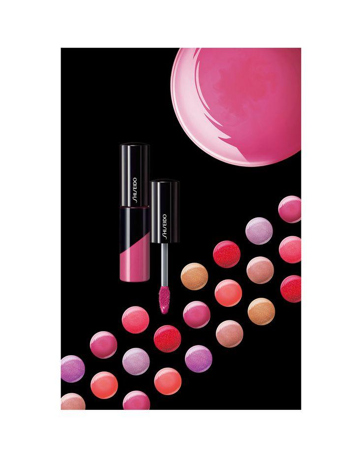 Brillo de labios Lacquer Gloss Shiseido - Maquillaje - Labios - El Corte Inglés - Belleza