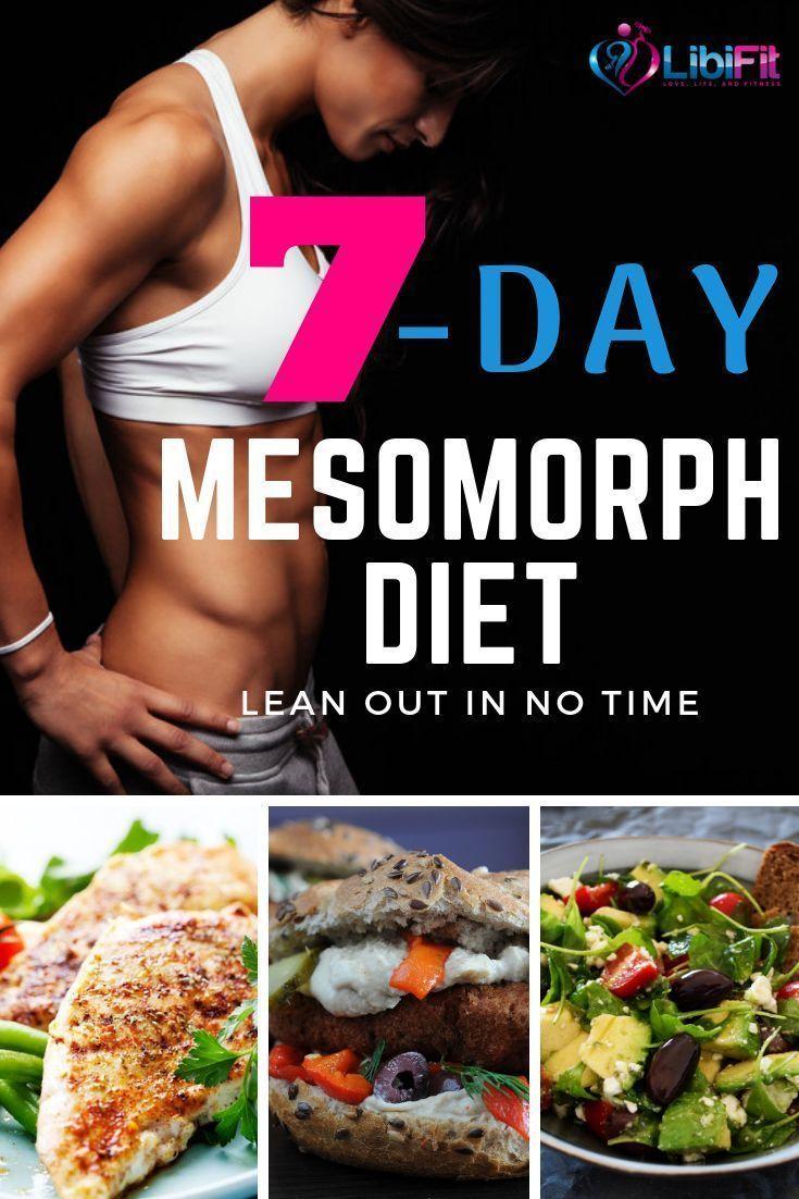 vegan diet for mesomorph