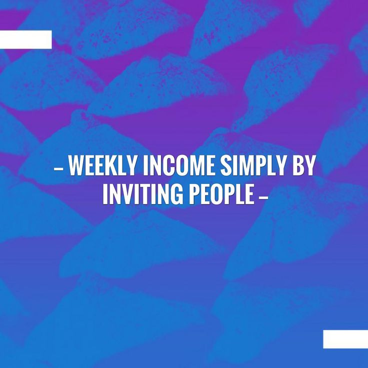 I'd love to hear your thoughts! Weekly Income Simply by inviting people http://tlcex.blogspot.com/2017/08/weekly-income-simply-by-inviting-people.html?utm_campaign=crowdfire&utm_content=crowdfire&utm_medium=social&utm_source=pinterest