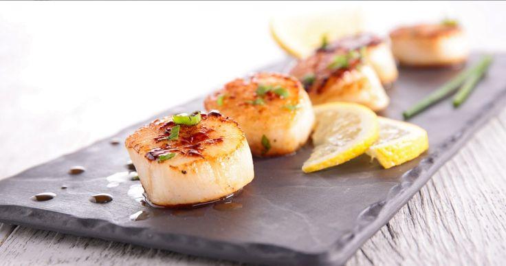 Souper romantique ou souper entre amis, épatez-les avec vos pétoncles