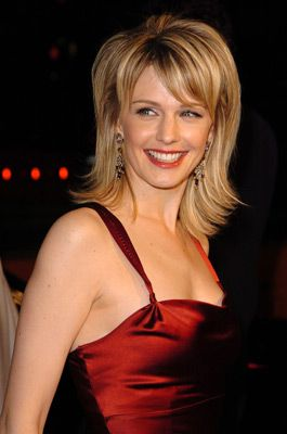 Kathryn Morris at an event for Paycheck (2003)