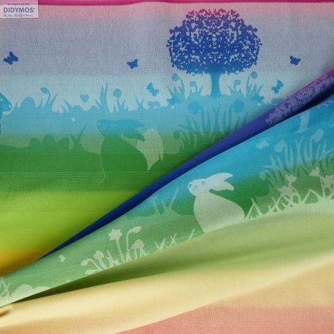 Didymos Easter Bunny Rainbow 2016 - Little Zen One