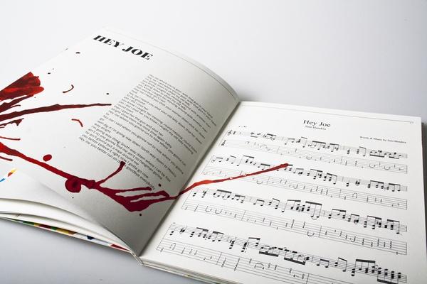 Best Of Guitar by Judith Eckstein, via Behance
