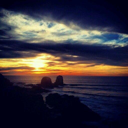 Sunset Punta de Lobos