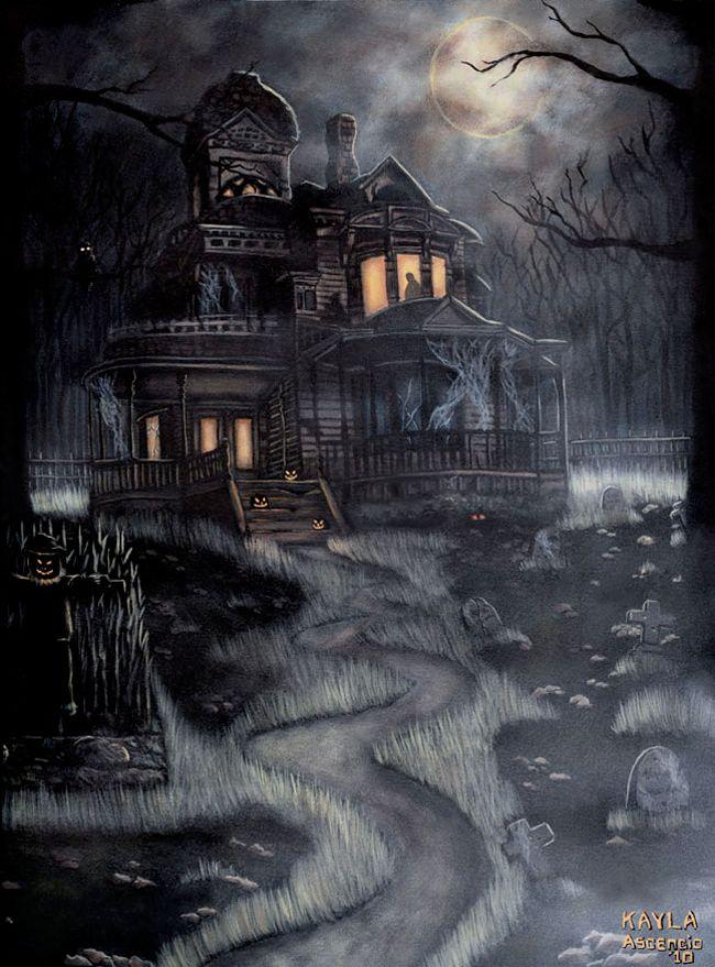 Haunted House - Kayla Ascencio
