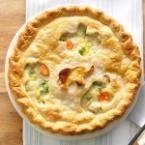 Favorite Chicken Potpie Recipe | Taste of Home