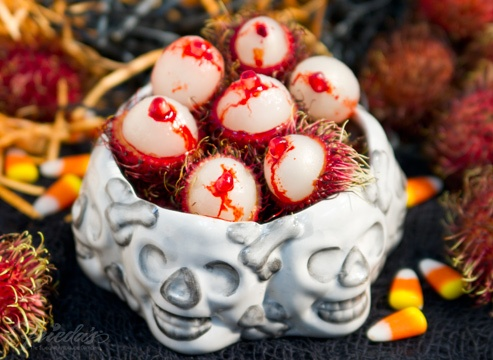 Frugal Foodie in WV: Frieda's Specialty Produce Spooky Foods Campaign