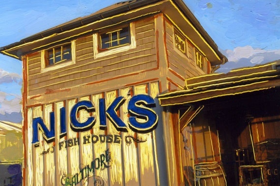 23 best things to do near yucca valley images on pinterest for Nick s fish house baltimore md