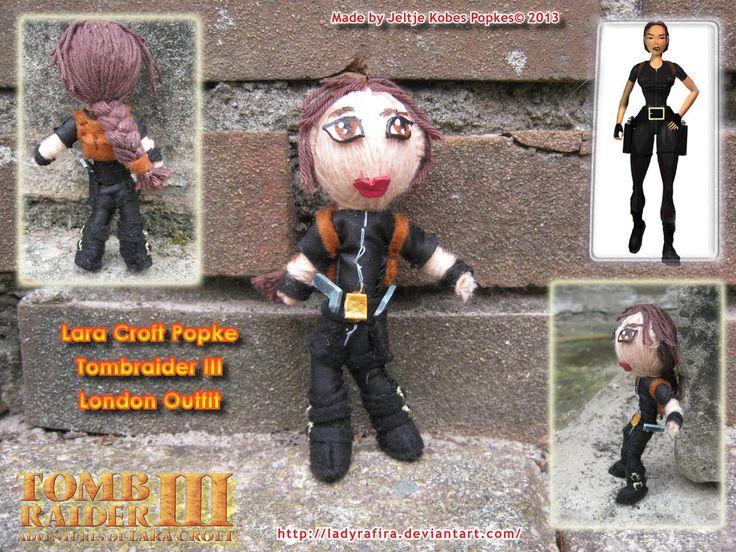 Tombraider III - Lara Croft *London Outfit* Popke