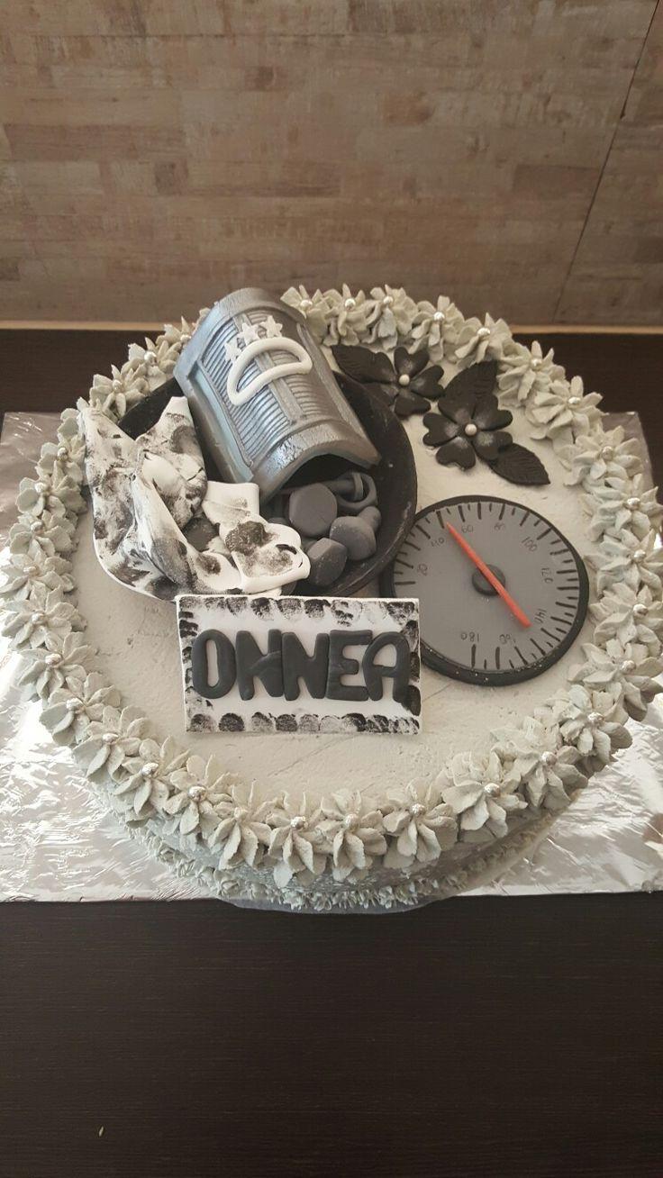 Datsun cake for boy