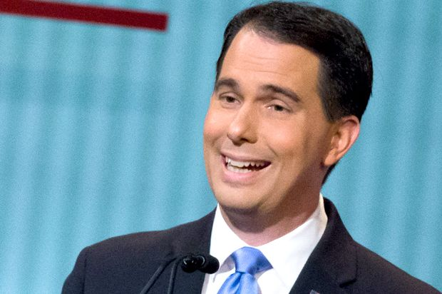 "Scott Walker is America's biggest hypocrite: The ""fiscal conservative"" is giving $450 million to wealthy sports owners"