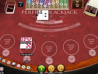 Perfect Blackjack | $3,200 Free | Casino.com New Zealand
