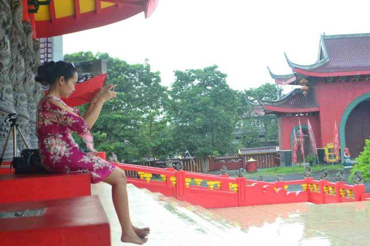 Sam Poo Kong, Semarang. #sampookong #semarang (Pic by : Widya Asoka)