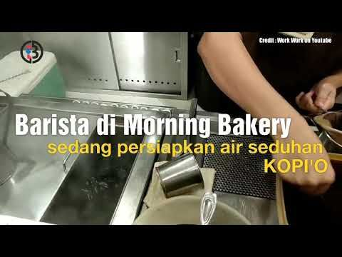 Seduh Kopi O ala Barrista Morning Bakery – GoWest.ID