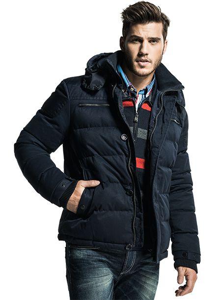 Anthony of London down jacket