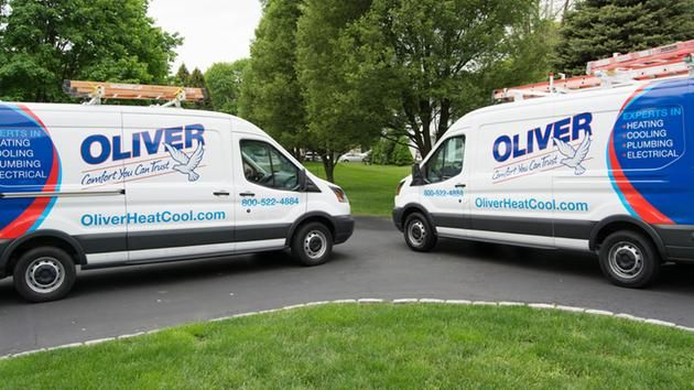 Why You Should Schedule A Precision Hvac Tune Up Oliver Heating