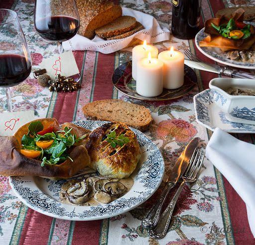 Solomillo Wellington (individual) y Salsa de Setas. Cena Romántica San Valentín y ¡NOTICIA! - http://www.mytaste.es/r/solomillo-wellington-individual-y-salsa-de-setas--cena-rom%C3%A1ntica-san-valent%C3%ADn-y-noticia-35257018.html