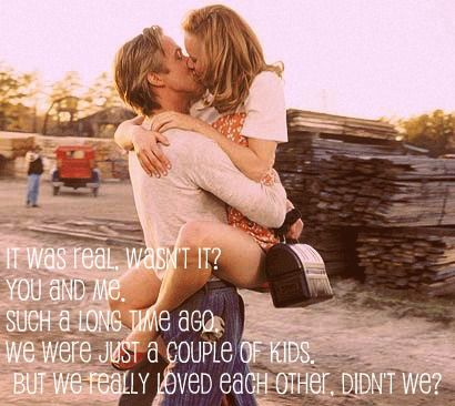 The Notebook Quotes    by meganndurandd