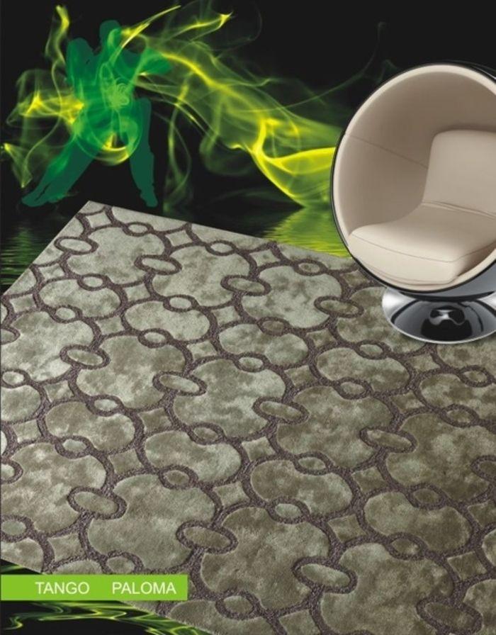 Alfombra tango paloma alfombra modelo tango paloma for Modelos de alfombras