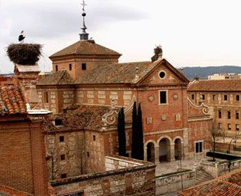 #AlcaládeHenares desde el aire