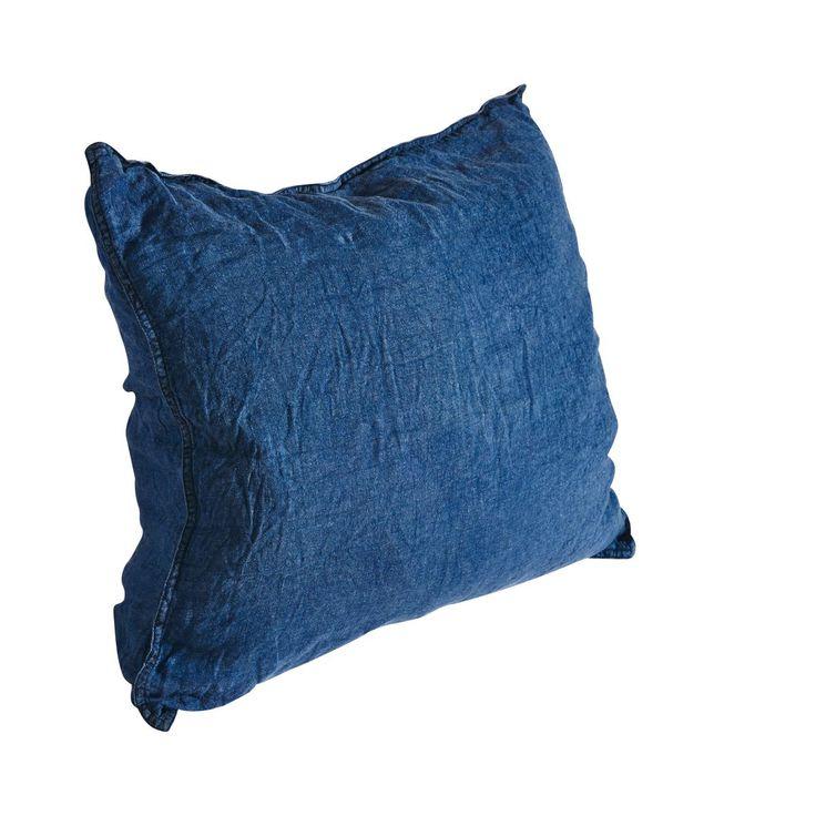 Cushion cover Indigo DK