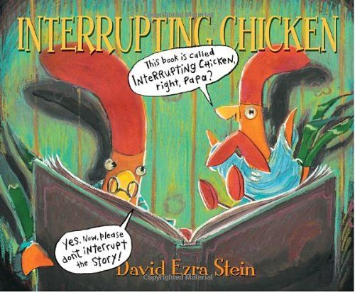 It's time for the little red chicken's bedtime story—and a reminder from Papa to try not to interrupt. But the chicken can't help herself! Whether ...