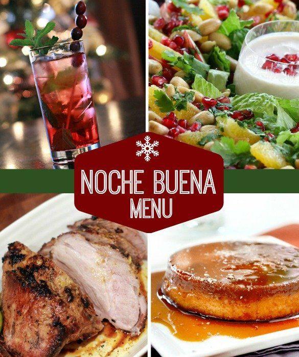 A Christmas Eve menu with Latin fare